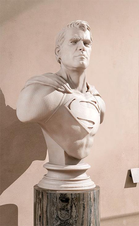 Stone Superheroes