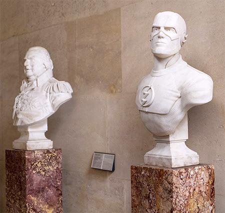 Leo Caillard Stone Heroes