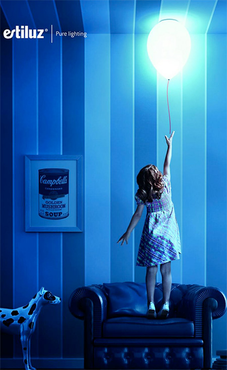 Estiluz Balloon Lamp