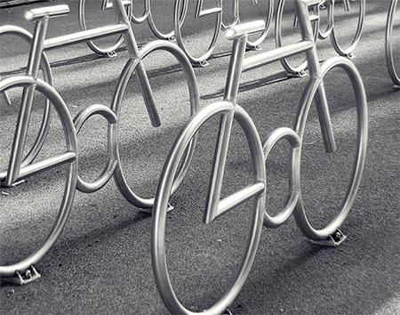 MAD Arkitekter Bicycle Parking
