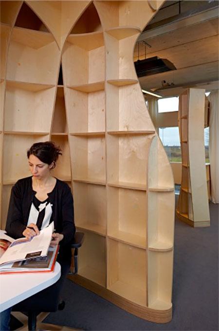 Shelf Office Space