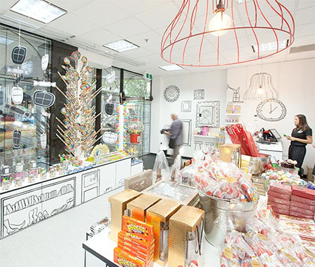 Drawn Candy Store