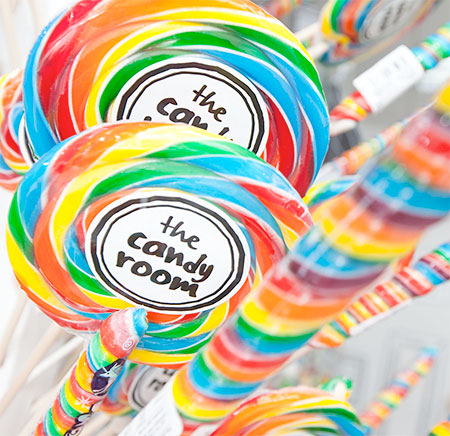 Drawings Candy Store