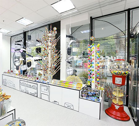 Draw Candy Store