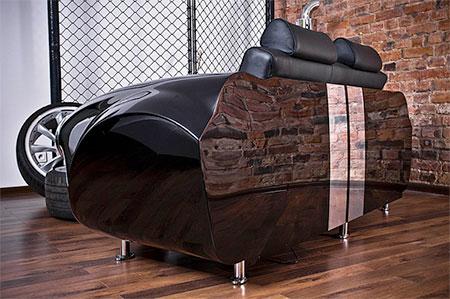 LA Design Studio Car Sofa