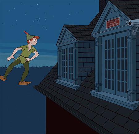 Tom Ward Disney Characters
