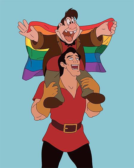 Tom Ward Disney Cartoons