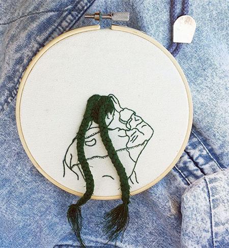 Sheena Liam Hair