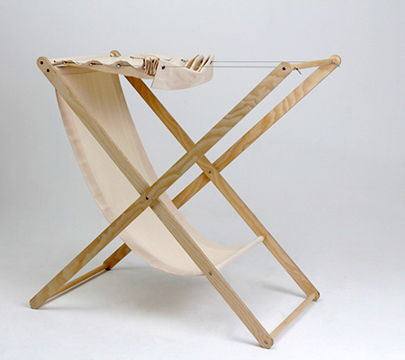 Double X Chair