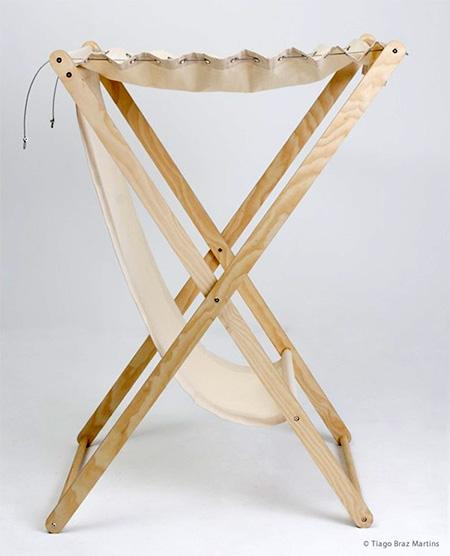 Tiago Braz Martins Double X Chair