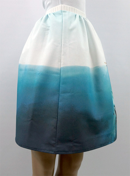 Shark Week Skirt