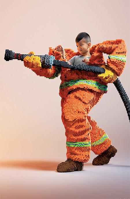 Ogilvy LEGO Build the Future