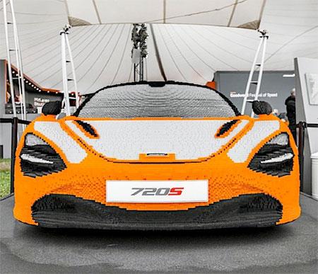 LEGO McLaren Car