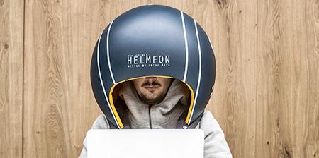 Privacy Helmet
