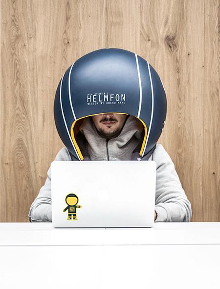 Private Helmet