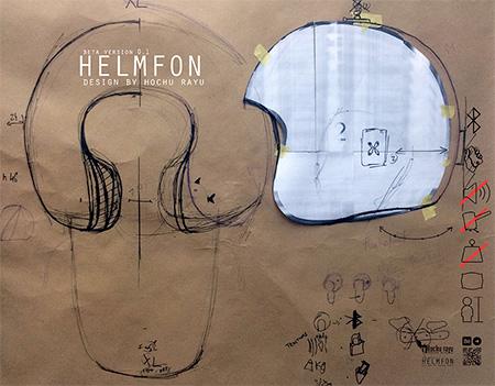 Hochu Rayu Privacy Helmet