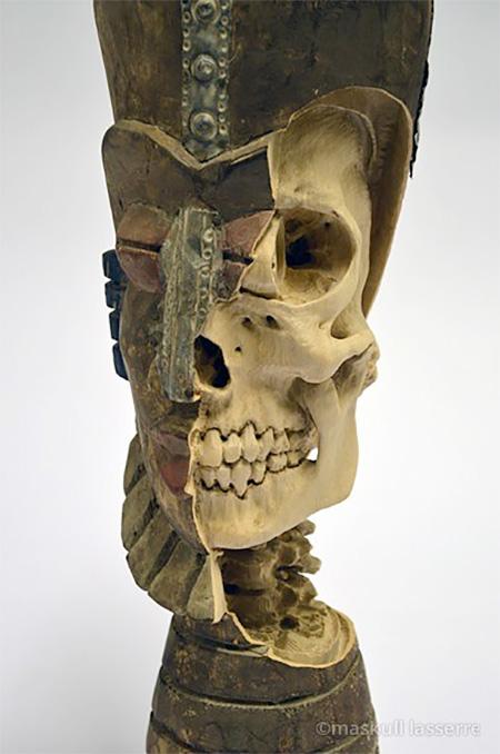 Maskull Lasserre Carving