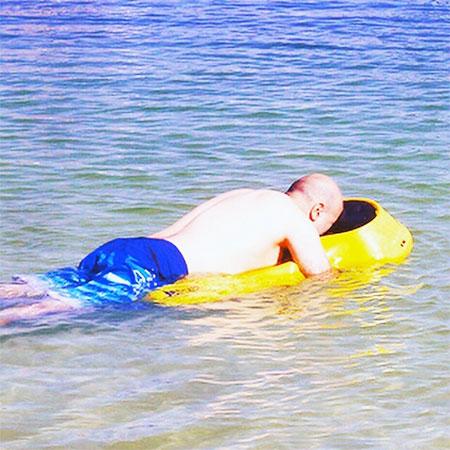ReefBoard Sea Sled