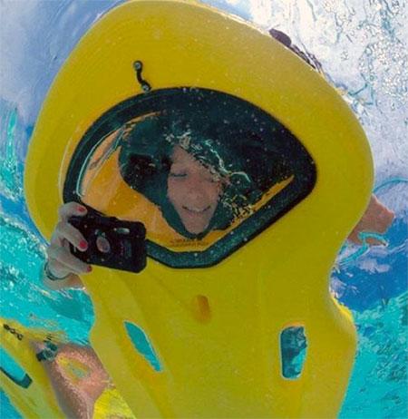 Sea Sled Snorkel