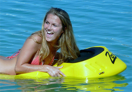 Floating Snorkel