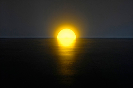 Helmut Smits Sunset Lamp