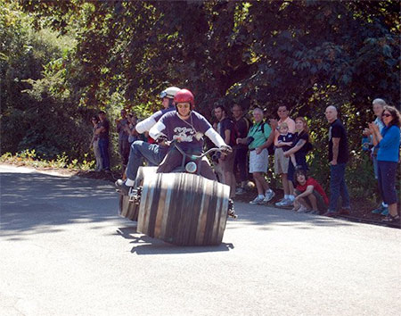 Barrel Bike