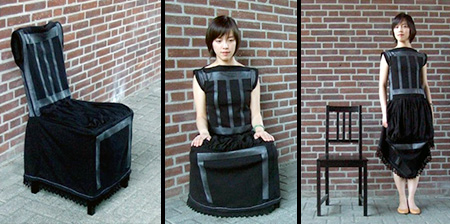 Chair Dress