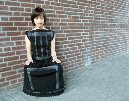 Mina Wu Chair Dress