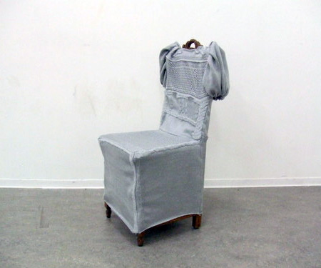 Mina Wu Dress Chair