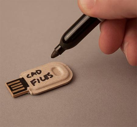 Disposable Flash Drive