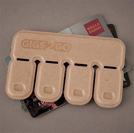 Disposable Flash Drives