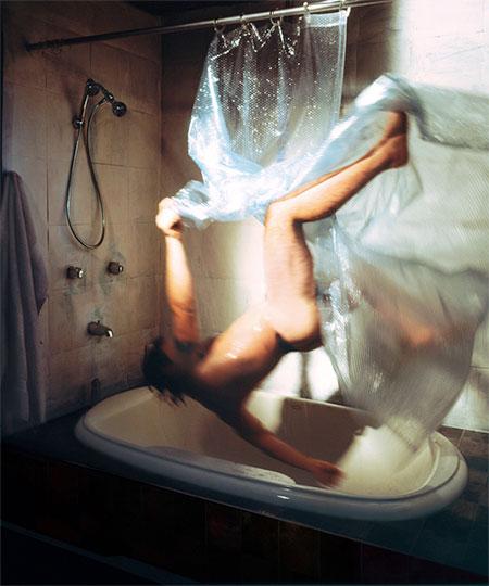 Kerry Skarbakka Falling Photos