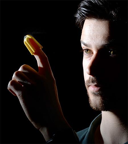 Nimble Finger Knife