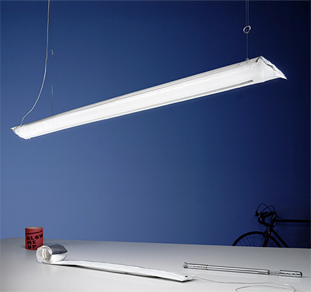 Inflatable LED Lamp