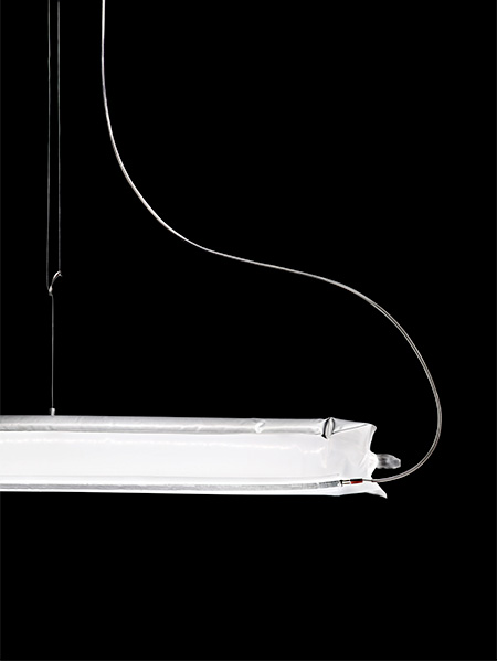 Theo Moller Inflatable Lamp