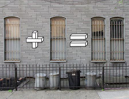 Math Street Art