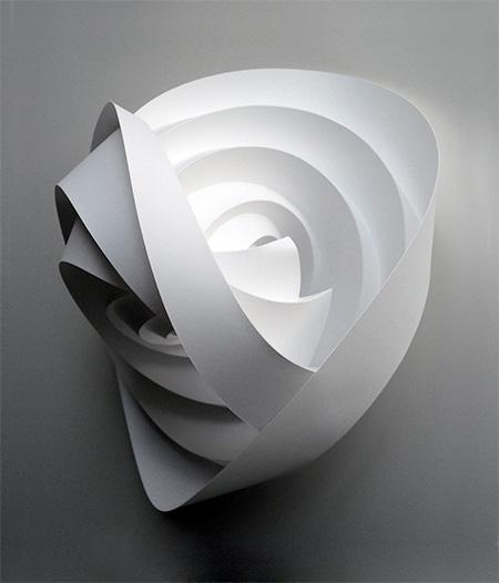 Paper Artist Matt Shlian