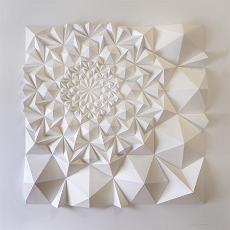 Matt Shlian Paper Art
