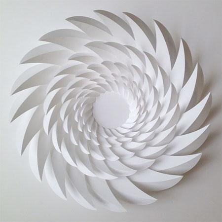 Matt Shlian 3D Paper