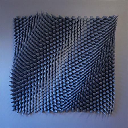 Matt Shlian 3D Paper Art