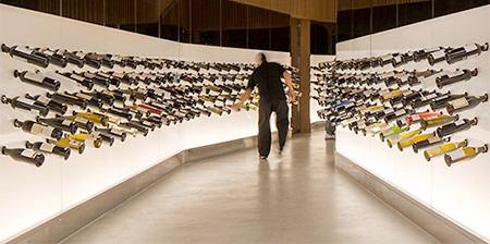 Modern Wine Store