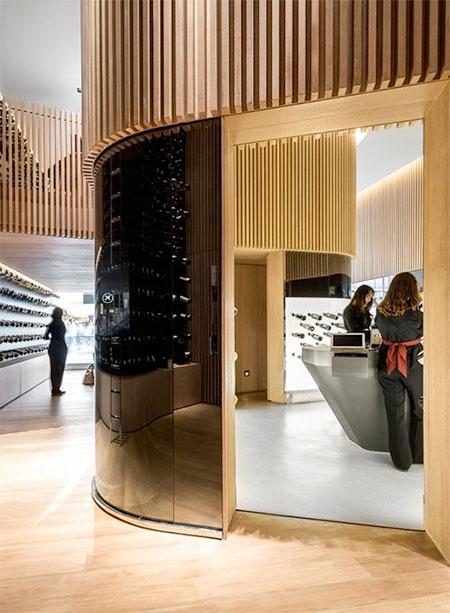 Studio Arthur Casas Wine Store