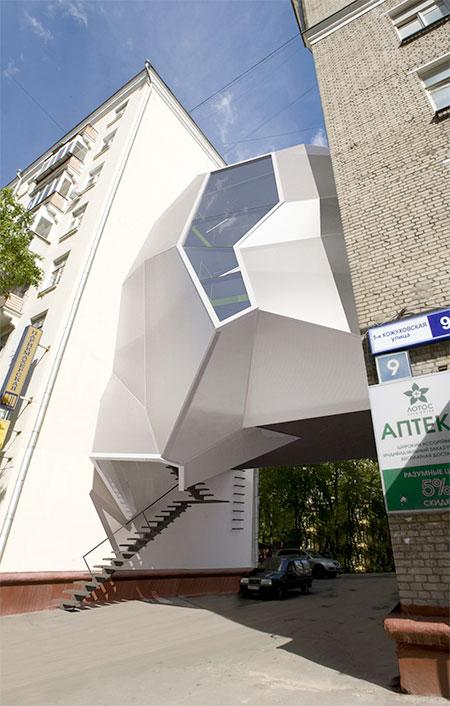 Parasite Building