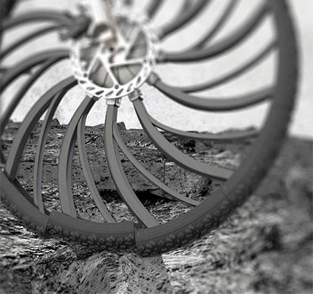 Shock Absorber Bike Tire
