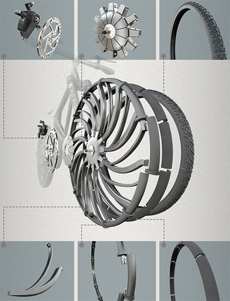 Soft Creeper Bicycle Tire