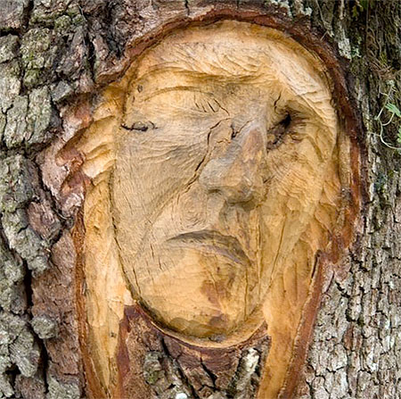 Keith Jennings Tree Spirit