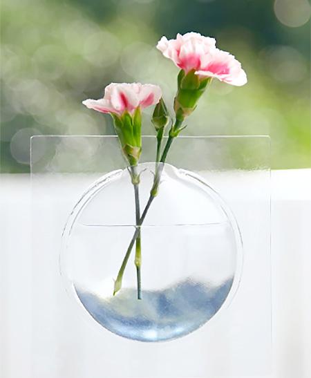 Sticker Vase