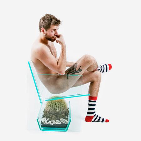 Thislexik Cactus Chair