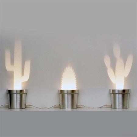 Chen Bikovski Cactus Lamps