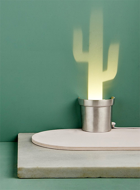 Chen Bikovski Cactus Lamp